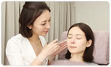 ベビーコラーゲン注入の治療イメージ