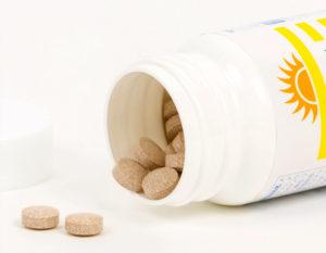 飲む日焼け止め UVarrierSP(ユーバリアSP)の主な有効成分