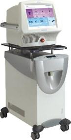 フラクセルレーザー機器画像