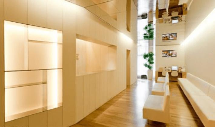 恵比寿院の内装