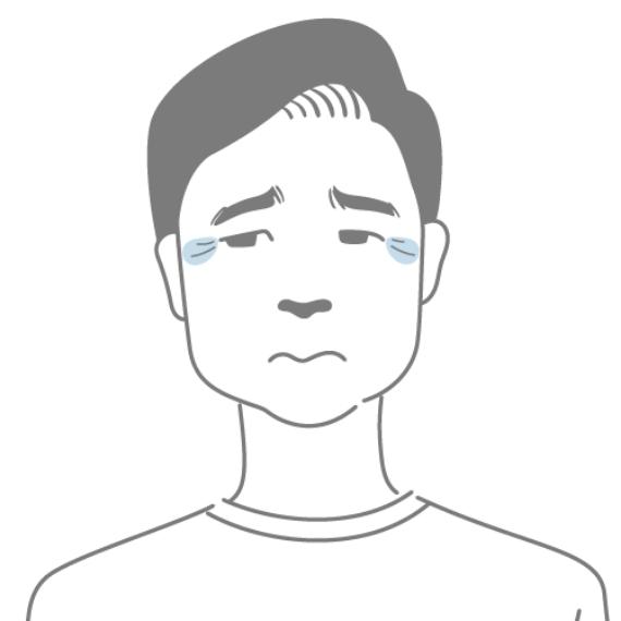 「目尻のしわ」のお悩み