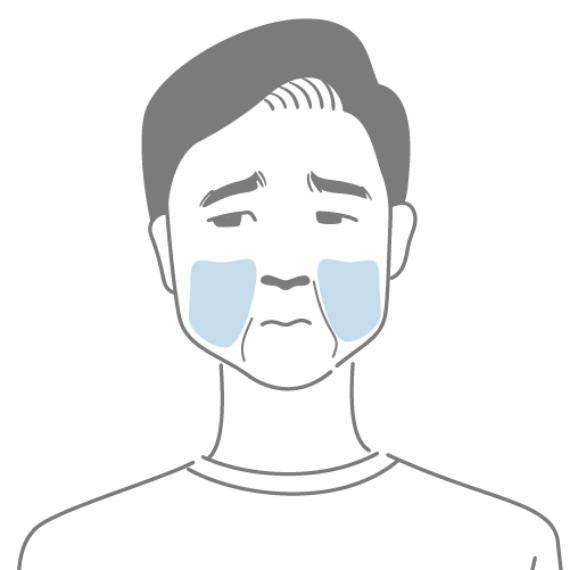「頬のたるみ」のお悩み