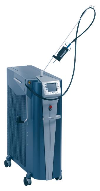 アレキサンドライトレーザーの機器画像